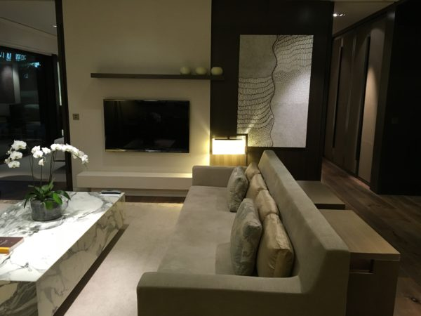 Suites At Park Hyatt Sydney